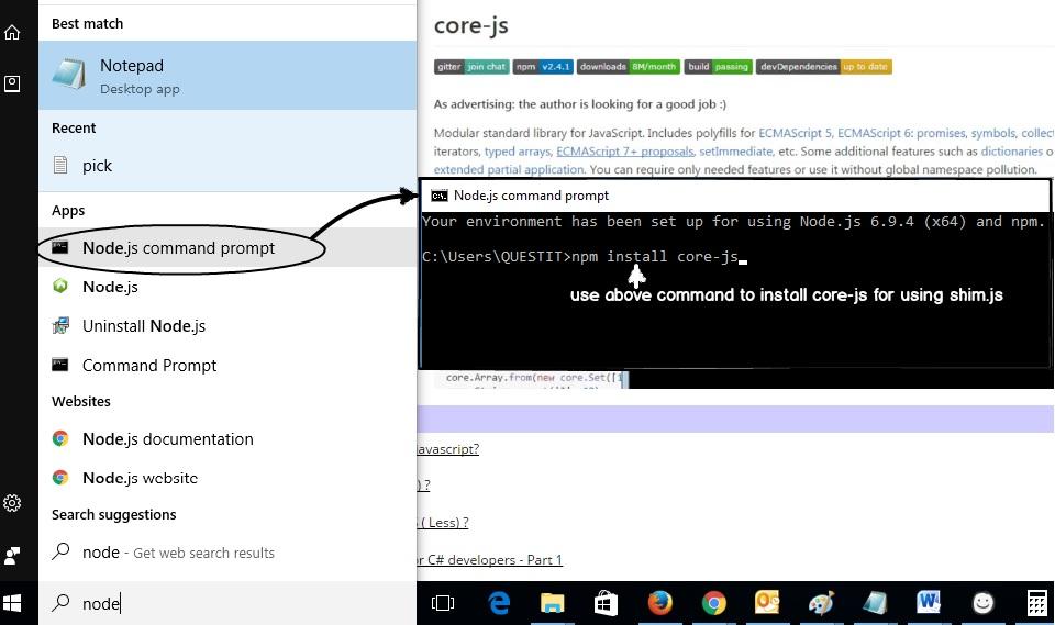 Understand Shim.js, Zone.js, Reflect.js and System.js ...